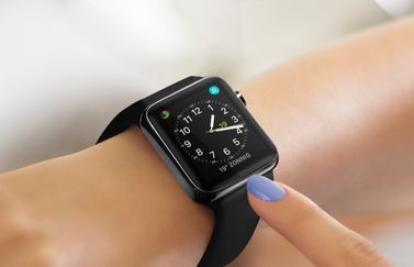 Apple Watch-complicaties op je wijzerplaat.