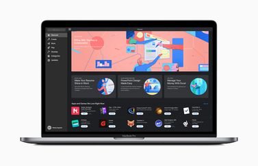 Office 365 in Mac App Store