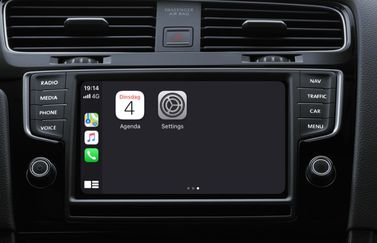 CarPlay Agenda in iOS 13.