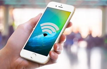 Wi-Fi Assist op een iPhone
