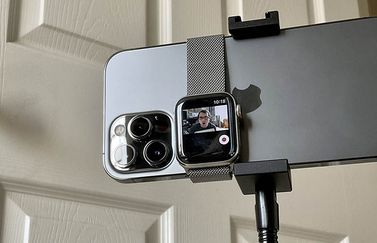 Apple Watch viewfinder