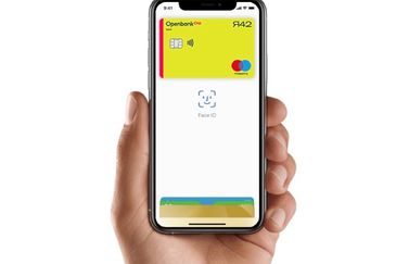 Openbank Apple Pay met Maestro.