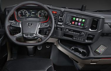 Scania CarPlay