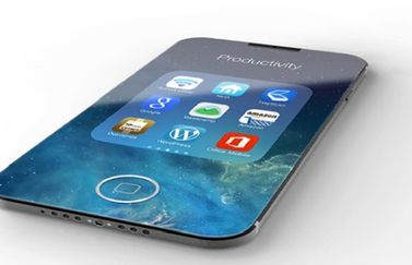 iPhone 8 geen bezel