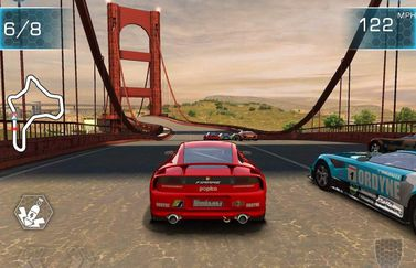 Ridge Racer Slipstream voor iPhone en iPad