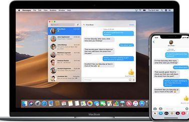 iMessage Catalyst op Mac