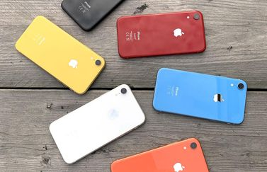 iPhone XR review: alle kleuren