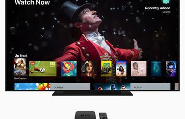 tvOS 12 op Apple TV